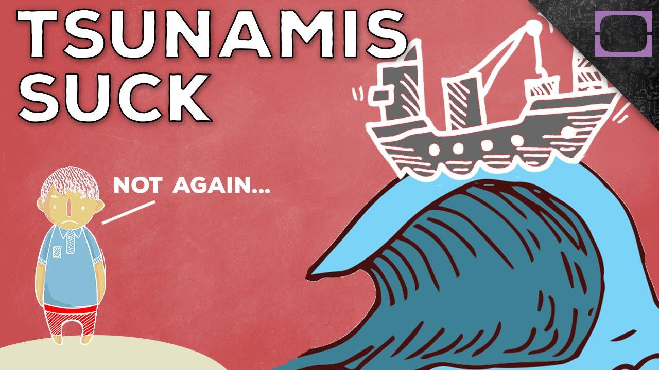What Causes a Tsunami? - YouTube