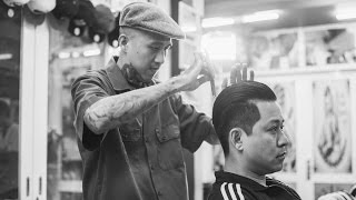 OIS - People & Places - Liem Barber Shop - The Job, The Team & The Prejudices.