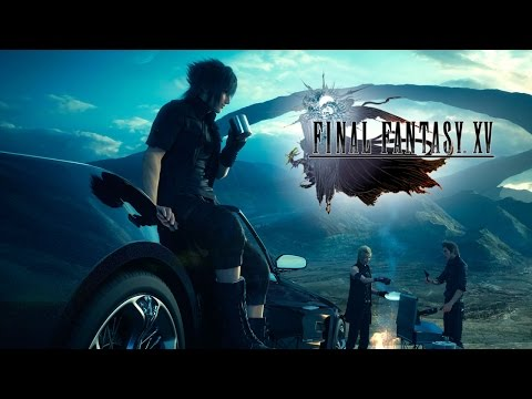 Final Fantasy XV  - Gameplay Trailer TGS 2014 [Español 1080p]