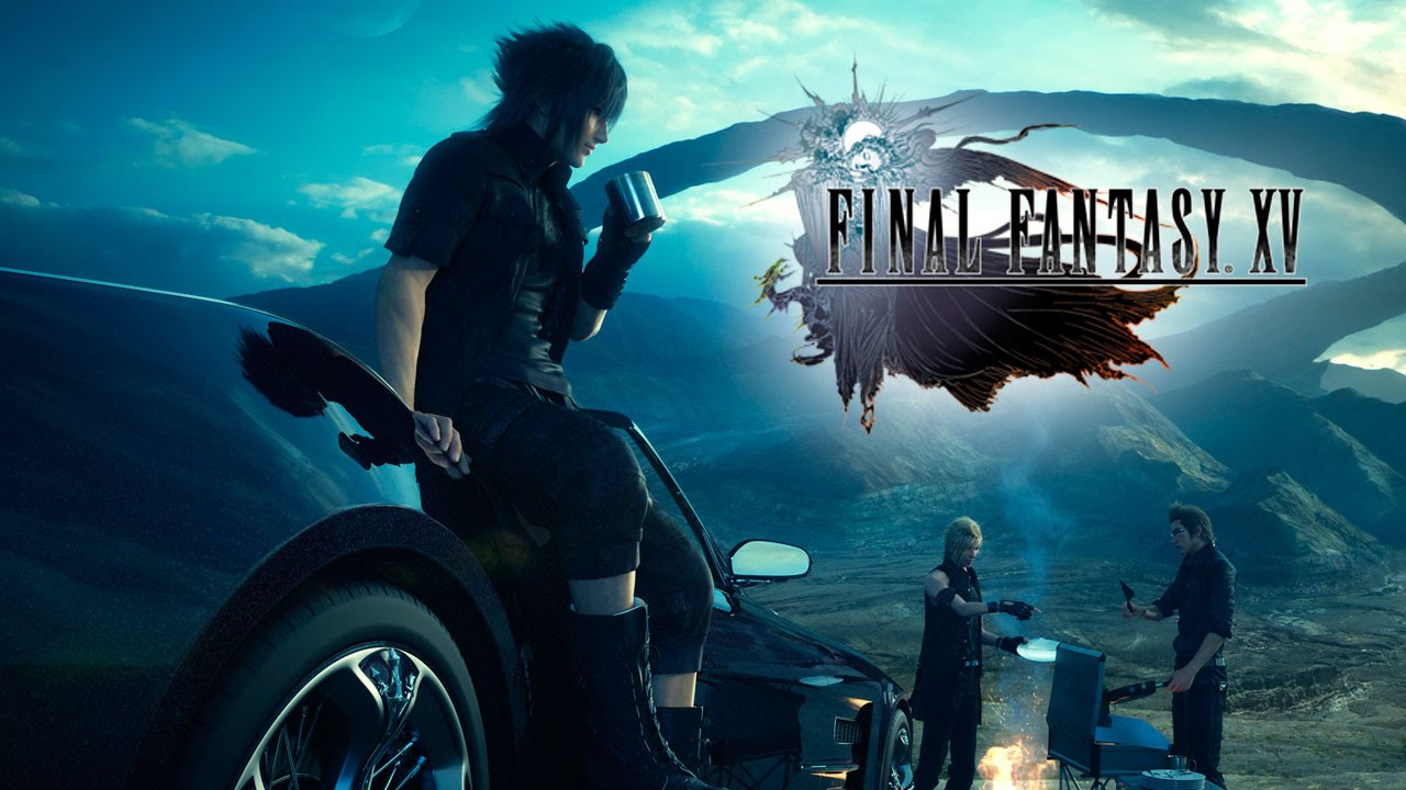 117 Final Fantasy Xv Hd Wallpapers: Gameplay Trailer TGS 2014 [Español