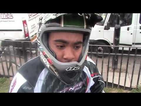 CK FLASH WITH DAN WHYTE NEW 2009 BMX BIKE