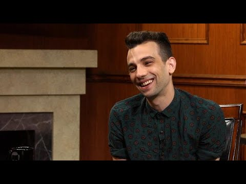 Larry King asks Jay Baruchel: Is Eric Andre certifiable?  Larry King Now  Ora.TV