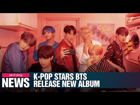 BTS release new album 'Map of the Soul: Persona'