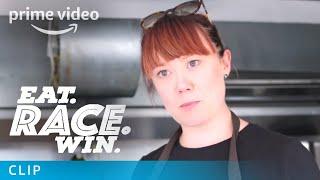 Eat. Race. Win. Season 1 - Clip: Grab and Go   Prime Video