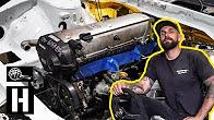 NEW Build! - We Swap a 1jz Into Vin's Nissan s14 Drift…