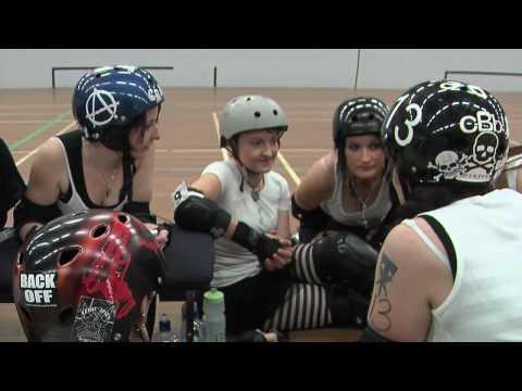 Brutiful - a roller derby documentary