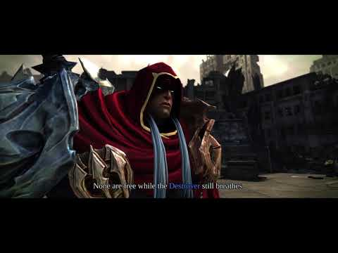 Darksiders Warmastered Edition game play part 3