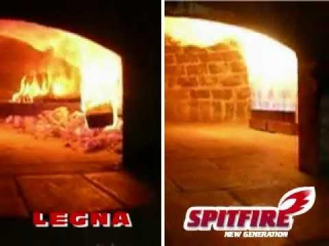Bruciatore a pellet per forni pizza doovi for Bruciatore a pirolisi