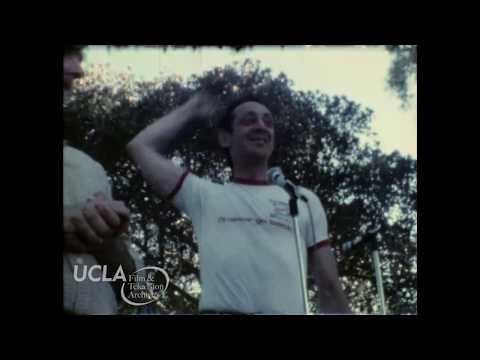 Pat Rocco: Harvey Milk speech in Los Angeles (1978)