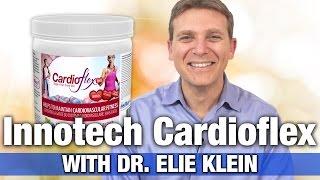 innotech cardioflex vitamin c coq10 with dr elie klein