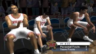 NCAA March Madness 2002 PS2 Gameplay HD
