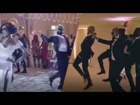 Watch: Odell Beckham Jr & Giants Choreographed Dance At Sterling Shepard's Wedding