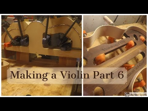 Making a Violin Rib Bending Jig