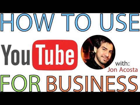 How to Use YouTube For Business in 2015 (Full Beginner's Tutorial Webinar)