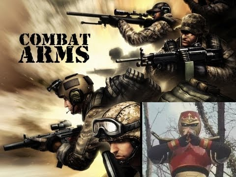 Combat Arms - Modo Jiraya ativado!