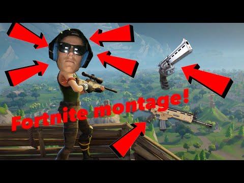 Big Dave Fortnite Montage! #1