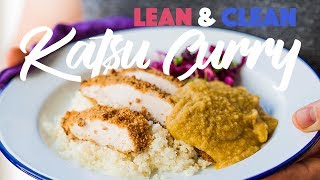 How Do You Make A Chicken Katsu Curry Leaner and Cleaner? #spon