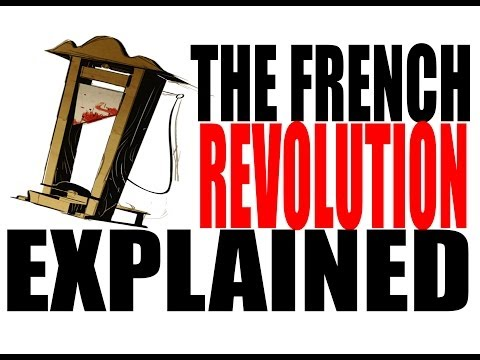 The French Revolution Explained: World History Review