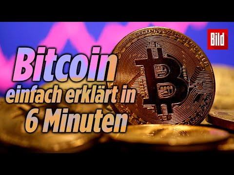Bitcoin Erklart Tagessschau.