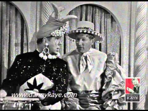 Danny Kaye and Jackie Cooper on The Danny Kaye  1963
