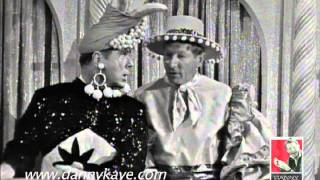 Danny Kaye and Jackie Cooper on The Danny Kaye Show 1963
