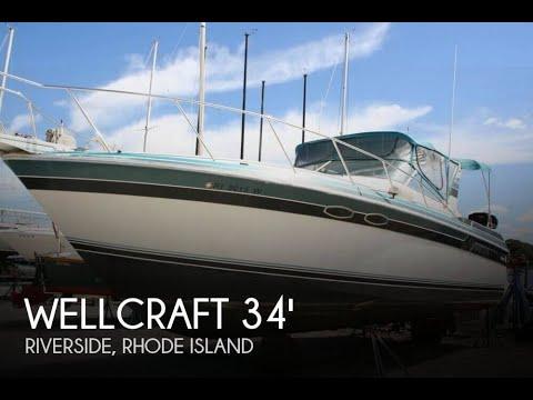 Used 1987 Wellcraft 3400 Gran Sport for sale in Riverside, Rhode Island