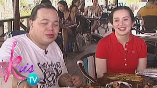 Kris TV: Food trip in Club Paradise