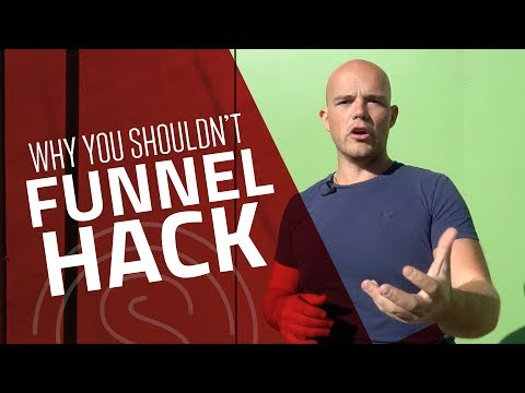 Funnel hacking why you should not funnel hack your competitors comment on youtube i subscribe to tv channel i subscribe on itunes malvernweather Choice Image