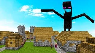 El Retorno De Los Mobs Gigantes - Minecraft Serie - Mg 4 Cap 1