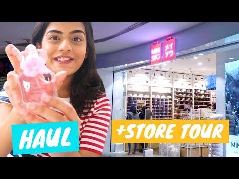 Miniso India Store Tour + Haul | #DhwanisDiary