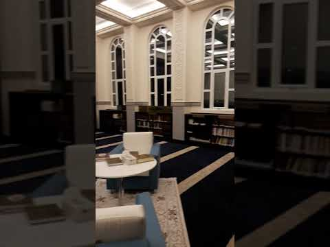 Library at Masjid in UAE