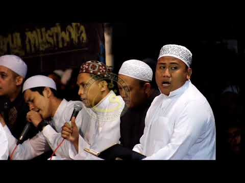 Qasidah Allahu Akbar Laa Ilaahailallah Majelis Nurul Musthofa di Tebet