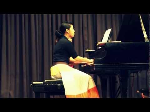 Samuel Barber's Hesitation Tango (from Souvenirs Op.28) piano duet