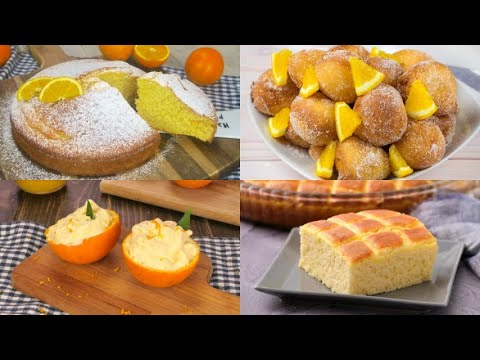 10 delicious and fragrant recipes made with orange
