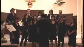 """Mentre il cuculo - G. Caimo - Ensemble Vocale """"Secolo XXI"""""""