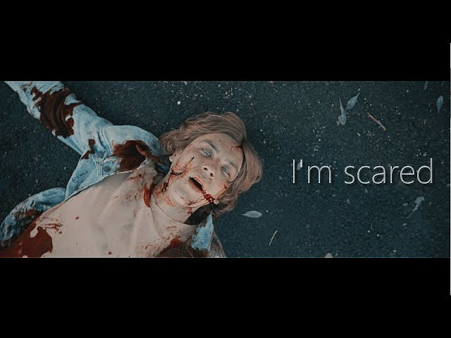 ▻ michael langdon || Im scared [+8x10]