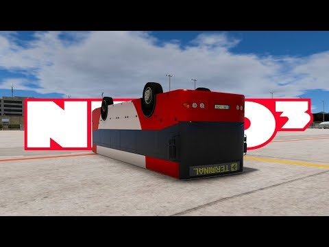 Nerd³ Gives Up - Airport Simulator 2019