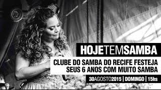 Baixar Clube do Samba do Recife festeja seus 6 anos com muito samba