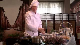 Gardenia+Rączka - Przepis #5: Sakiewka z kurkami i gorgonzolą
