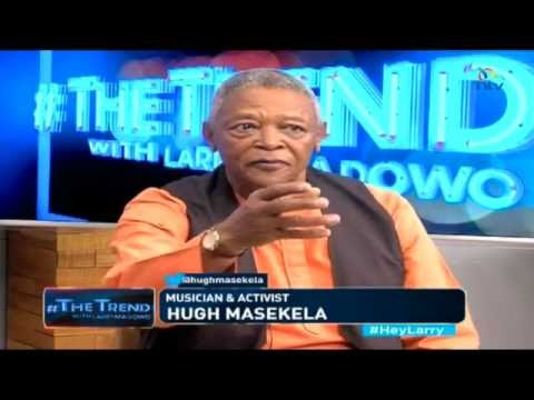 #theTrend: Why jazz maestro Hugh Masekela isn't a legend