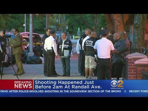 Bronx Police Shooting
