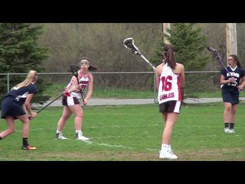 Merrimack Valley vs Amherst:  2017 Girl's Middle School LAX (4/20/17)