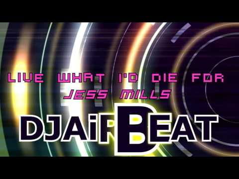 Live what id die for - Jess Mills