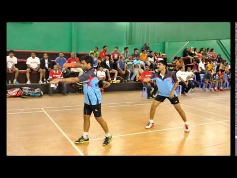 Second UAE Interclub Badminton Championship, Sharjah Port