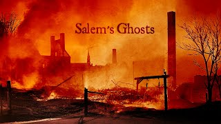 Salem's Ghosts - A Salem Witch Trials Paranormal Audio Drama