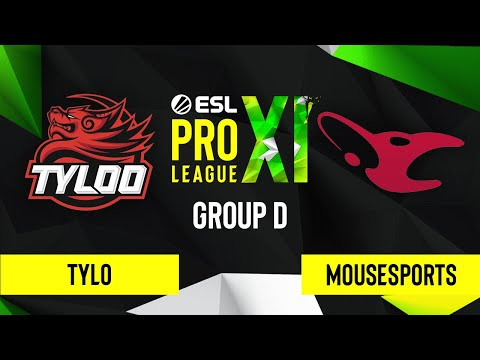 mousesports vs TYLOO vod