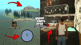 Secret Island with House and Prison in GTA San Andreas! (Hidden Place) thumbnail