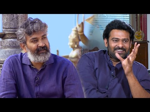 Thumbnail: Saahore Baahubali - Special Interview of Prabhas and SS Rajamouli