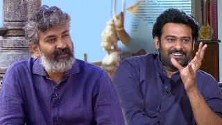 Saahore Baahubali - Special Interview with Prabhas and SS Rajamouli on Baahubali 2017