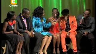 Tusker Project Fame 5 - The Top 5 contestants (Joe and Doreen Perform)